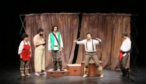 Çocuk ve gençlik tiyatroları festivali sona erdi