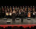 Türk sanat müziği mest etti