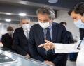''Fiber lazer kesim makinesi'' sanayide kullanılacak