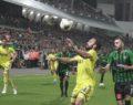 Fenerbahçe, zorlu Denizli virajını kazasız geçti