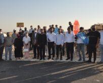 Ölüm yolu olarak bilinen 'Suruç yolu' için deva partisinden açıklama