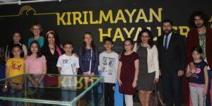 Türkiye'nin dört bir yanından 40 bin çocuğa ulaştı