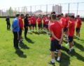 Karaköprü belediyespor Sultanbeyli'ye hazırlanıyor