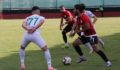 Karaköprü Belediyespor maçında eşitlik son dakikada bozuldu