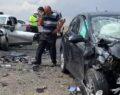 Korkunç kaza: 2 ölü, 7 yaralı