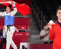 Milli taekwondocu Hatice Kübra tarih yazdı