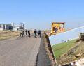 Viranşehir Belediyesi OSB yolunda çalışma başlattı