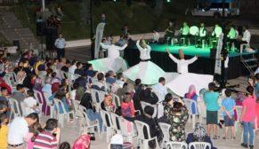 Seyrantepe'de ramazan etkinliği ilgi gördü