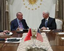 """""""ABD ve Türkiye Suriye'de ateşkes için anlaştı''"""