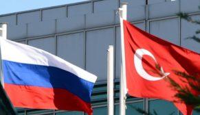 Türkiye'den Rusya'ya taziye telefonu