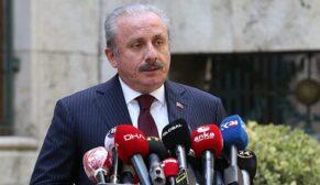 TBMM Başkanı Şentop, Meclis'teki koronavirüs vakalarını açıkladı