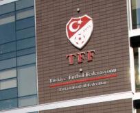 TFF, PFDK sevklerini açıkladı