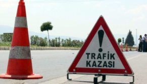 Hakkari'de trafik kazası: 1 şehit, 2 yaralı