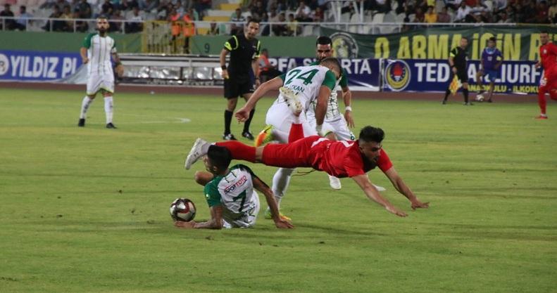 Şanlıurfaspor Zonguldak Kömürspor maçı canlı yayınlanacak