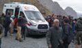 Dağdan düşen 5 çocuk babası ağır yaralandı