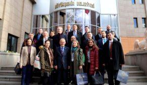 Büyükerşen'e ziyaret