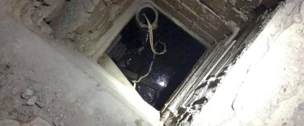 180 metrelik uyuşturucu tüneli bulundu