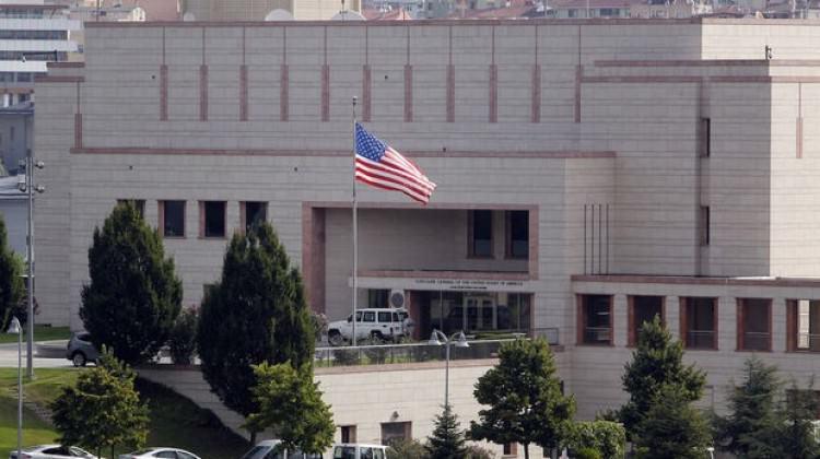 ABD'nin Ankara Büyükelçiliği'nden güvenlik uyarısı