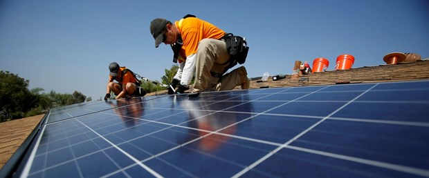 yeni evlere güneş paneli zorunluluğu