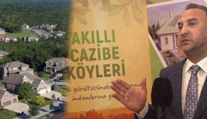 Akıllı köy projesi , Şanlıurfa'ya müjde oldu