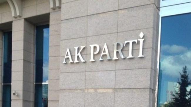 Ak Parti'den aday adaylığı başvuruları için 7 saatlik ek süre