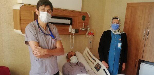 Şanlıurfa'da ilk defa yapılan ameliyat