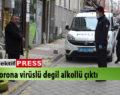 Hastaneden kaçan vatandaş polisi alarma geçirdi