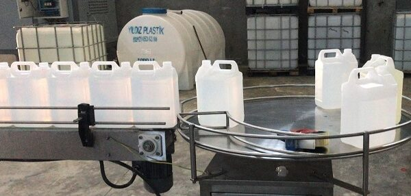 40 bin 990 litre etil alkol ele geçirildi