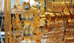 Şanlıurfa'da altın piyasası