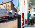Şanlıurfa'ya tam donanımlı ambulanslar
