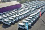 Urfa'da toplu taşıma araçları yenileniyor