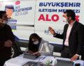 Büyükşehir'den mobil çözüm aracı