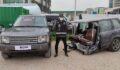 Piyasa değeri 3 milyon lira olan araç parçaları ele geçirildi