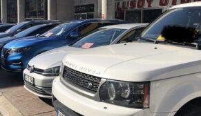 Araç piyasası durma noktasında