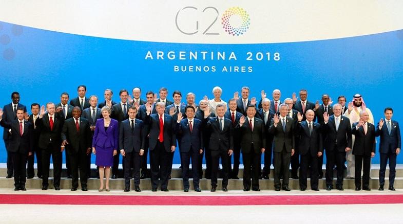 G20 zirvesi sonuç bildirgesi açıklandı
