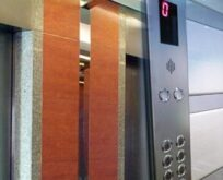 Virüse karşı sesli komutlu asansör