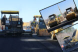 Şanlıurfa'da yeni açılan yollara asfalt çalışması