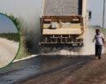 Suruç yolları asfaltlanıyor