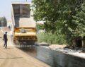 Haliliye'den asfalt atağı devam ediyor