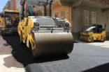 Haliliye'den asfalt çalışması devam ediyor