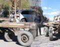 Şanlıurfa'da 15 yıldır at arabası çekiyorlar