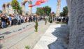 Duygulandıran Atatürk silueti