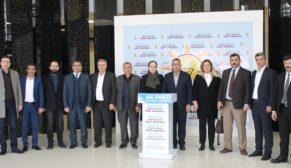 Büyükşehir meclis üyelerinden SKM'ye ziyaret