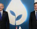 Kılıçdaroğlu, DEVA Partisi Genel Başkanı Babacan'ı ziyaret etti