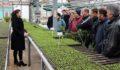 Bahçe bakımına uygulamalı eğitim