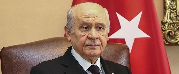 MHP lideri Bahçeli'den af önerisi