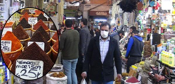 Şanlıurfa'da Ramazan ayında baharata ilgi arttı