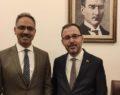 Bakan Kasapoğlu'ndan Eyyübiye'ye müjde