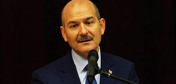 Süleyman Soylu: Türkiye'de en yoğun denetimi gerçekleştireceğiz