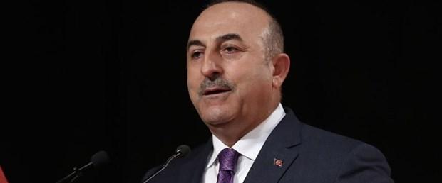 Çavuşoğlu'dan İsrail açıklaması